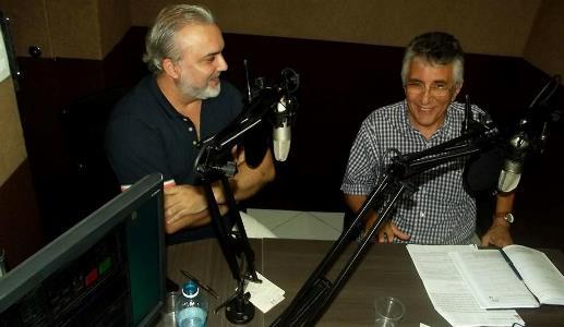 Aldo entrevista Jean Poul Prates