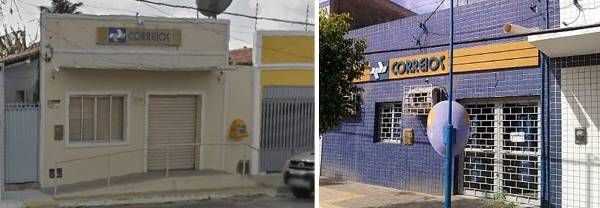 Agências dos Correios de Serrinha e Itaú foram assaltadas.