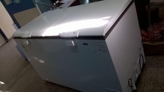 Freezer nova para o hospital Reegional