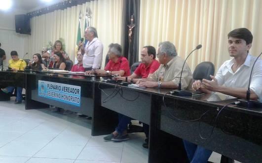 Evento de lançamento da pré-candidatura de Aldo Torquato a Prefeito de João Câmara