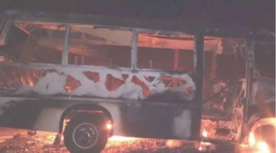 Pane eletrica pode ter sido a causa do incêndio