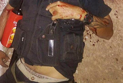 Vigia de rua assassinado em Alto do Rodrigues