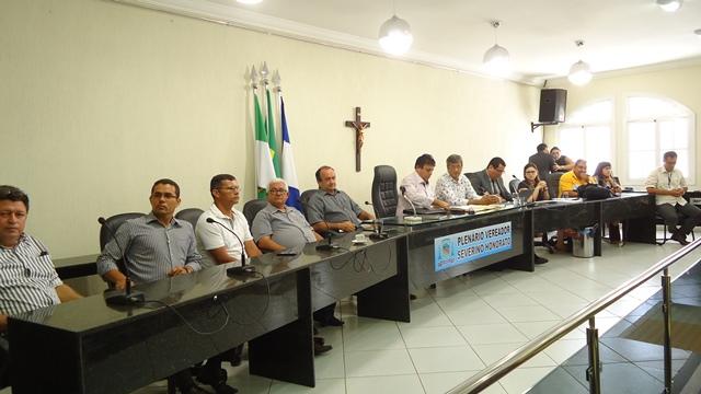 Eleição da nova presidência do Consorcio Intermunicipal de Saneamento Básico do Mato Grande