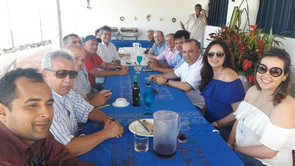Prefeitos se reuniram em Maxaranguape