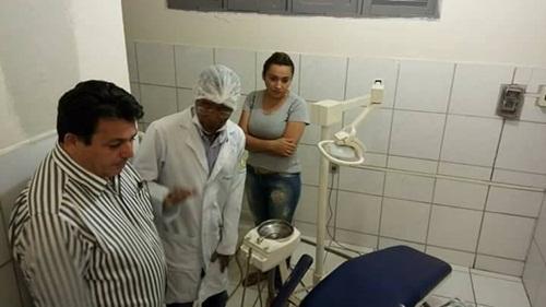 Prefeito Maurício visita Unidades Básicas de Saúde (Fotos: Jadson Nascimento)