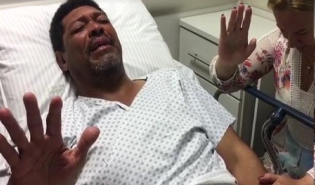 Pastor Valdemiro Santiago é esfaqueado durante culto