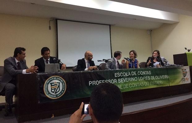 Encontro de capacitação para novos presidentes de Câmaras Municipais