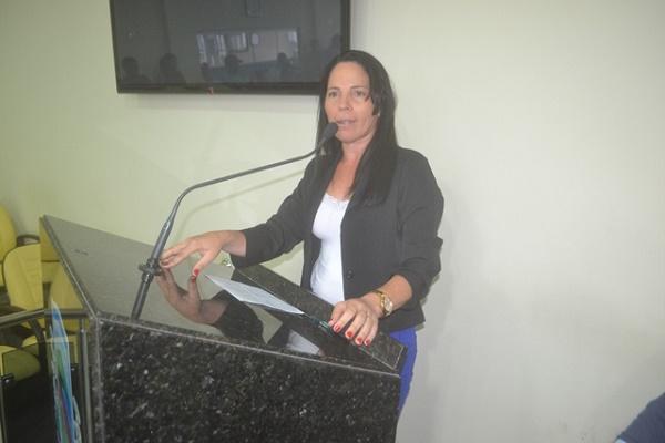 Vereadora Irani Antunes(Foto:Marco Montoril)
