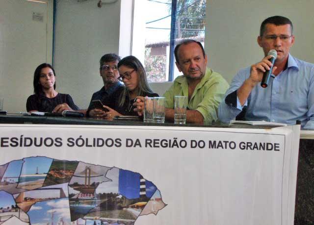 Prefeito Renato de São Miguel do Gostoso fala sobre o Consórcio