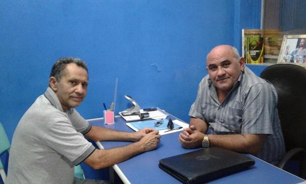 José Aldo retorna aos trabalhos depois do susto e recebe reportagem do blog