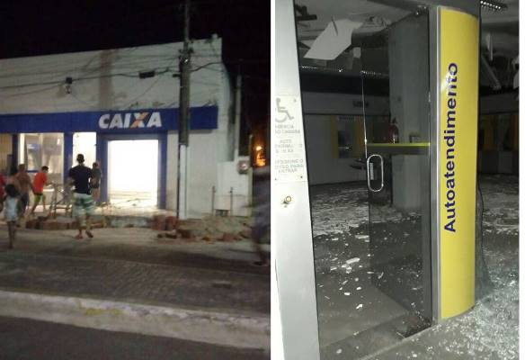 Caixa Economica e Banco do Brasil de João Câmra