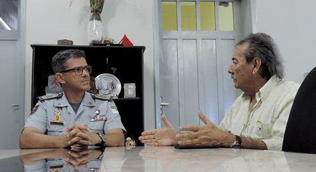 Deputado José Adécio solicita reforço para policiamento em Pedro Avelino