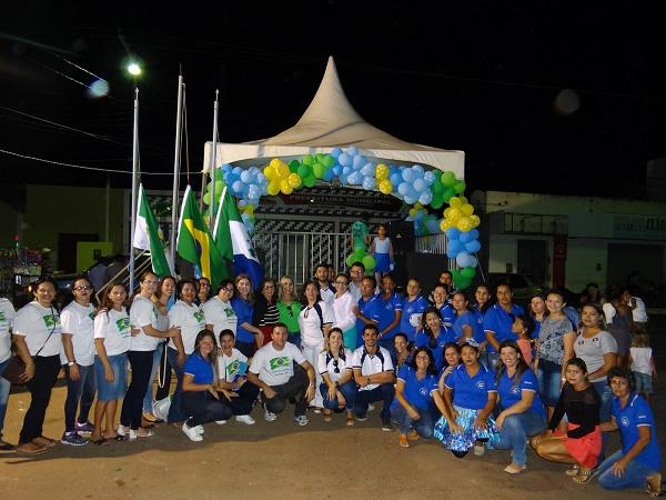 Resultado de imagem para Parazinho/RN: Cidade realiza maior desfile cívico em homenagem ao 7 de Setembro da história