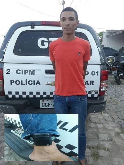 Resultado de imagem para GTO de João Câmara captura foragido da justiça