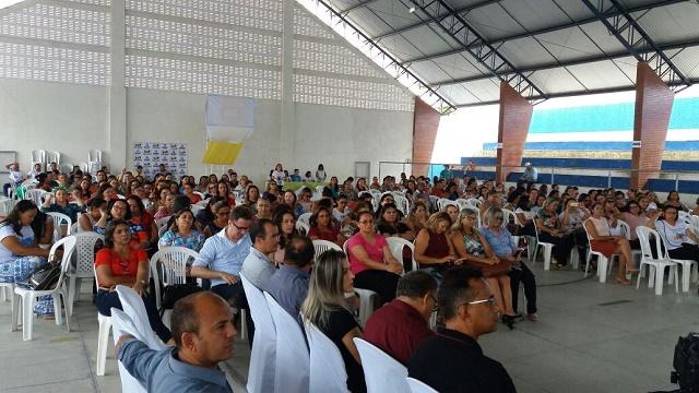 Resultado de imagem para João Câmara: Evento marca a abertura oficial do Ano Letivo na rede Municipal de Ensino