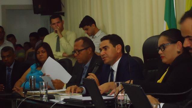 Resultado de imagem para João Câmara: Pastor Frank assume interinamente a Presidência da Câmara