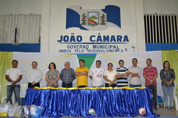 Resultado de imagem para João Câmara: Secretaria municipal de Esportes inicia Copa Monsenhor Luiz Lucena de Futsal