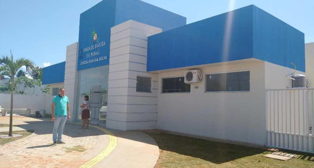 Resultado de imagem para Rio do Fogo: Prefeito Laerte entregará UBS e ambulância 0km aos moradores de Punaú