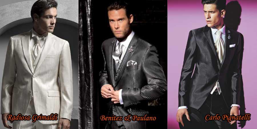 Ideas para elegir el mejor traje de novio