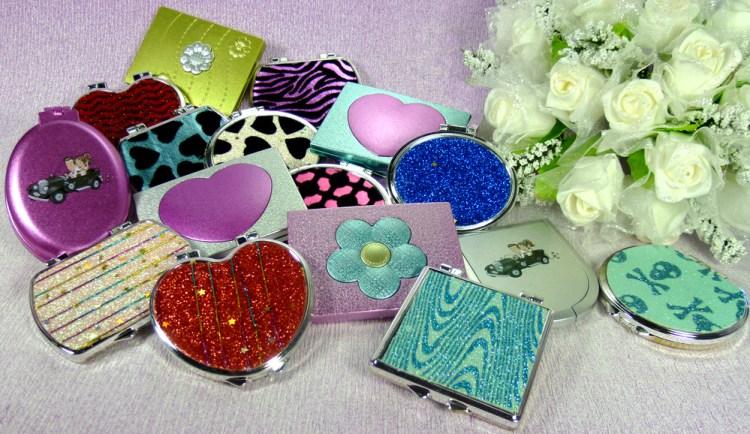 Espejos de Boda para tus Invitadas: color y variedad