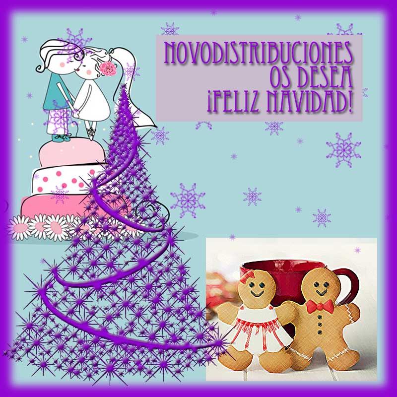 Novodistribuciones os desea Feliz Navidad