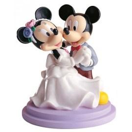 Figuras de Disney Bailando