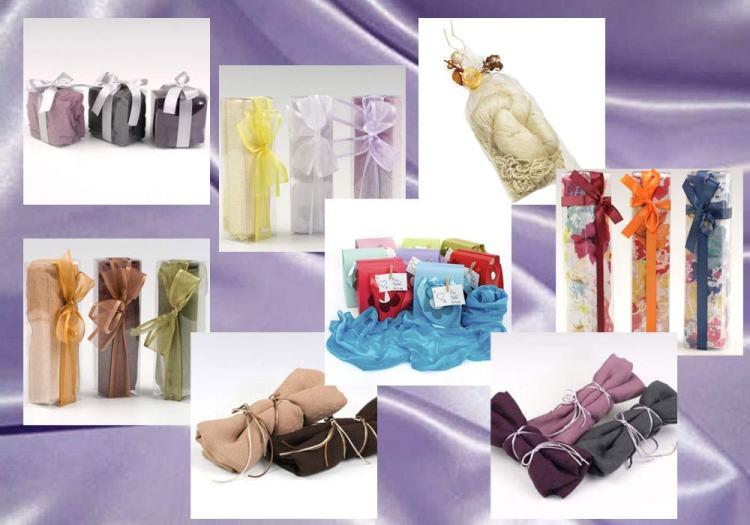 Pañuelos para regalar en bodas
