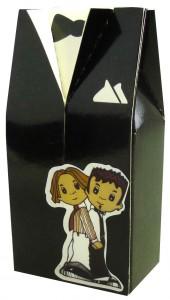 Pegatinas personalizadas para bodas gays
