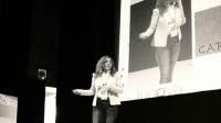 María Infante durante su intervención en Innova Blbao 2014.