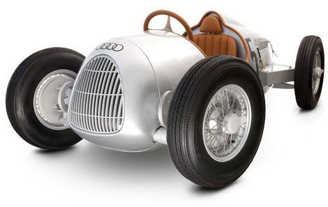 Audi Type C Roadster