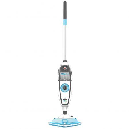 Aparat de curatat cu abur Dirt Devil Aqua Clean Steam, 1600 W, Rezervor apa 0.5 l, Rezervor detergent 0.3 l, 3.5 kg, Alb