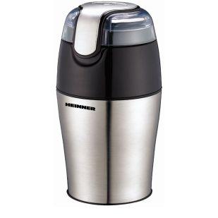 Rasnita de cafea Heinner HCG-150SS, 150 W, Inox