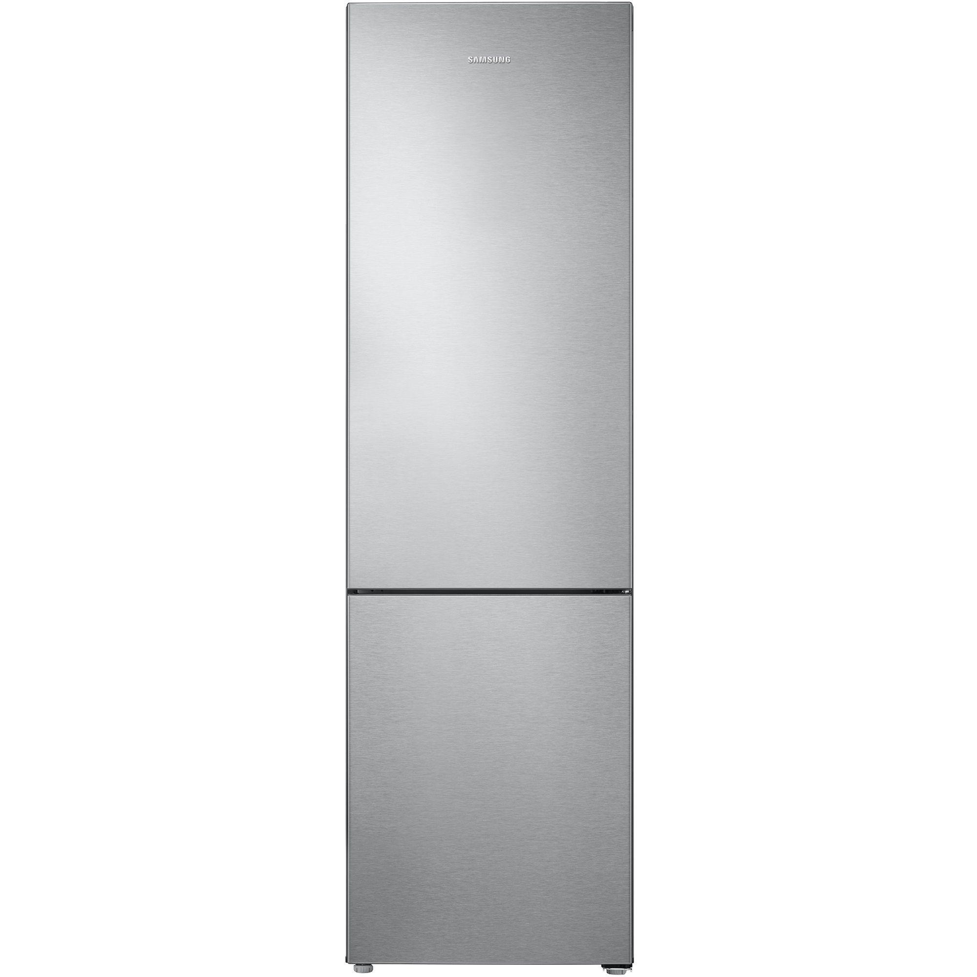 Combina frigorifica Samsung RB37J5010SA, 367 l, Clasa A+, No Frost, H 201 cm, Argintiu