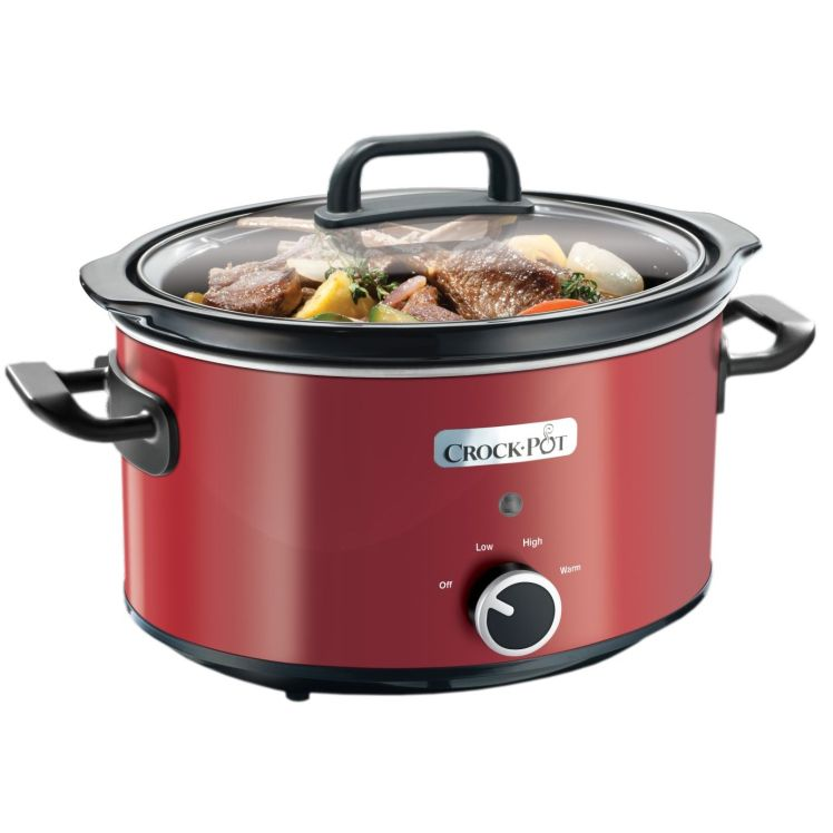 Slow cooker Crock-Pot SCV400RD-050