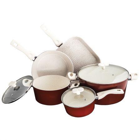 set-8-piese-heinner-marlene-ceramica-marmura