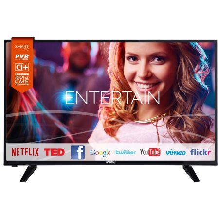 Televizor LED Smart Horizon, 109 cm, 43HL733F, Full HD