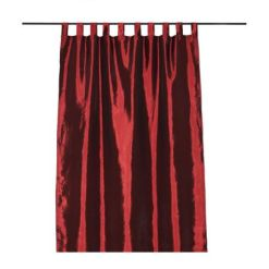 Draperie Tafta Royal bordo 140 x 245 cm