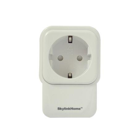Priza inteligenta wireless PNI PA001 controlata de sistem alarma Smart Home PNI KS002