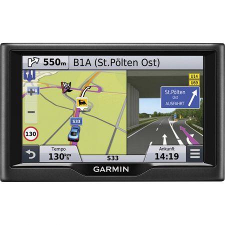 """Sistem de navigatie Garmin Nuvi 58LMT, diagonala 5.0"""", Full Europe + Update gratuit al hartilor pe viata"""