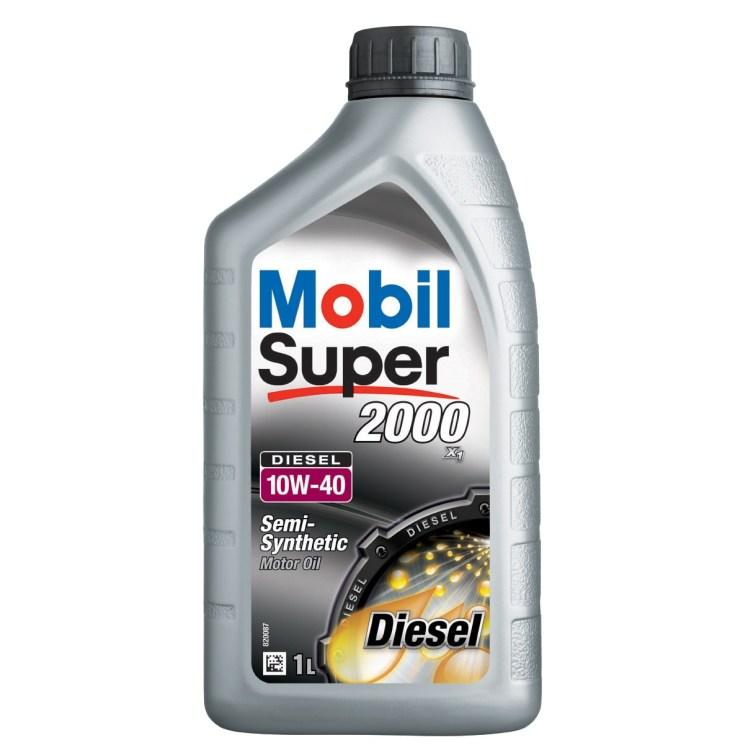 ULEI MOTOR MOBIL SUPER 2000 X1 DIESEL 10W40 1L