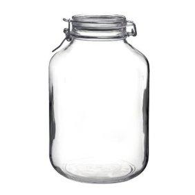 Borcan sticla 3 l - Bormioli Rocco