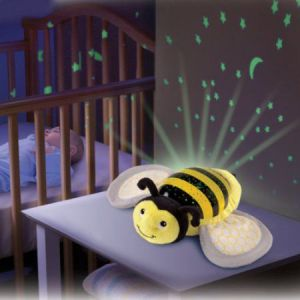 Lampa de veghe Summer Infant - Lampa cu Sunete si Proiectii Albinuta Betty