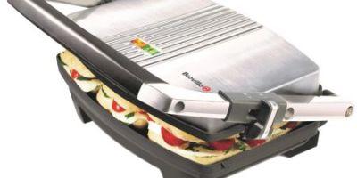 Sandwich-maker Breville Panini VST025X-01, 1000 W