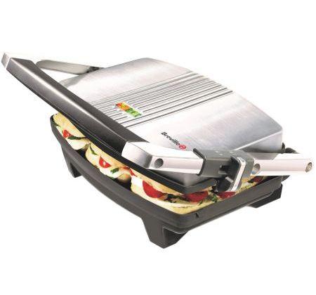 Sandwich-maker Breville Panini VST025X-01 – merită cumpărat?