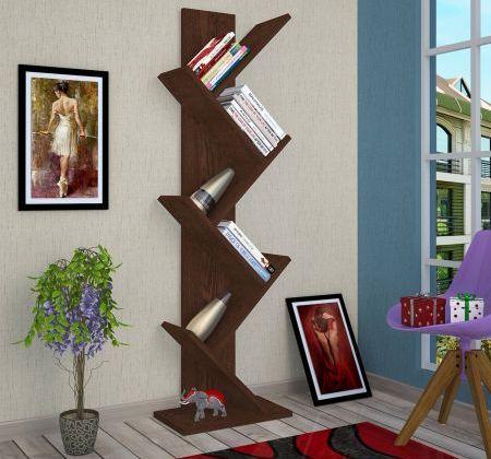 7 rafturi pentru un design interior plăcut și organizat