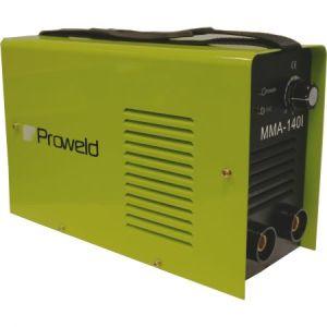 Invertor de sudura Proweld MMA140i, Electrod maxim 2.5mm, Masca, Kit sudura, Cutie carton