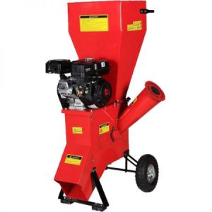 Tocator crengi pe benzina Micul Fermier 6.5 Cp, diametru lemn 766 mm
