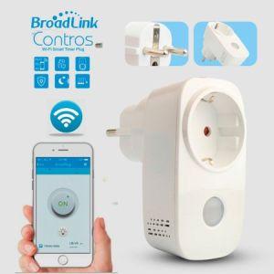 Priza inteligenta programabila WiFi, aplicatie iOS Android, BroadLink