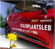 Renault Lebanon goes green 2