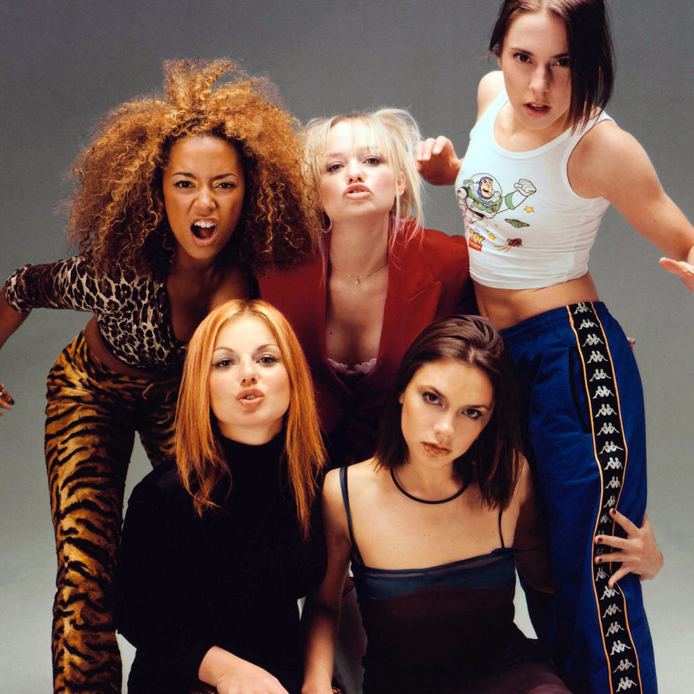 Spice Girls, yes.
